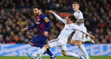 Dünya futbolunun diqqəti Madriddə