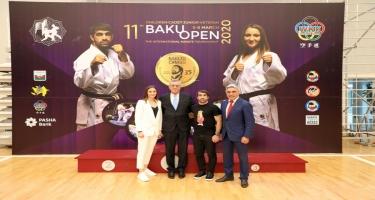 Rafael Ağayev və İrina Zaretskanın Olimpiadada iştirakı rəsmiləşdi