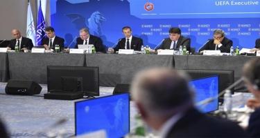 UEFA-da vacib iclas