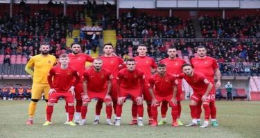 Azərbaycanlı futbolçunun komandası yüksək liqanı tərk etdi