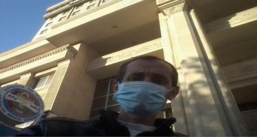 Koronavirusa yoluxan azərbaycanlı jurnalist sağaldı