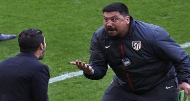 """Simeonenin 9 illik köməkçisi """"Atletiko""""dan ayrılır -  Rəsmi"""