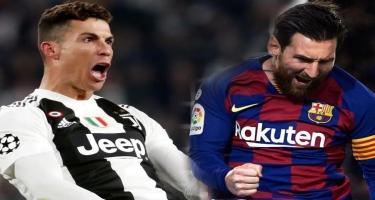 Ronaldo və Messi eyni komandada oynaya bilər
