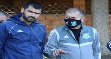 """""""Gürcüstanda oynadığıma görə şanslıyam"""" – Nicat Qurbanov"""