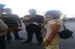 Yol polisi qayda pozanlara qarşı tədbir keçirdi (FOTO)