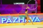 Milli Gimnastika Arenasında bədii gimnastika üzrə dünya çempionatının çoxnövçülük üzrə finalı davam edir (FOTO)