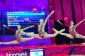Bakıda keçirilən bədii gimnastika üzrə Dünya Çempionatının sonuncu günündən ən maraqlı anlar (FOTO)