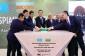 AzerTelecom şirkətinin iştirakı ilə TransCaspian Fiber Optic layihəsi üzrə Qazaxıstanda işlərin başlanmasına dair tədbir keçirilib (FOTO)