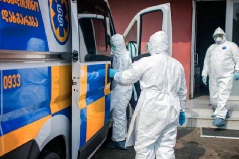 Gürcüstanda koronavirusdan ölənlərin sayı 128 nəfərə çatıb