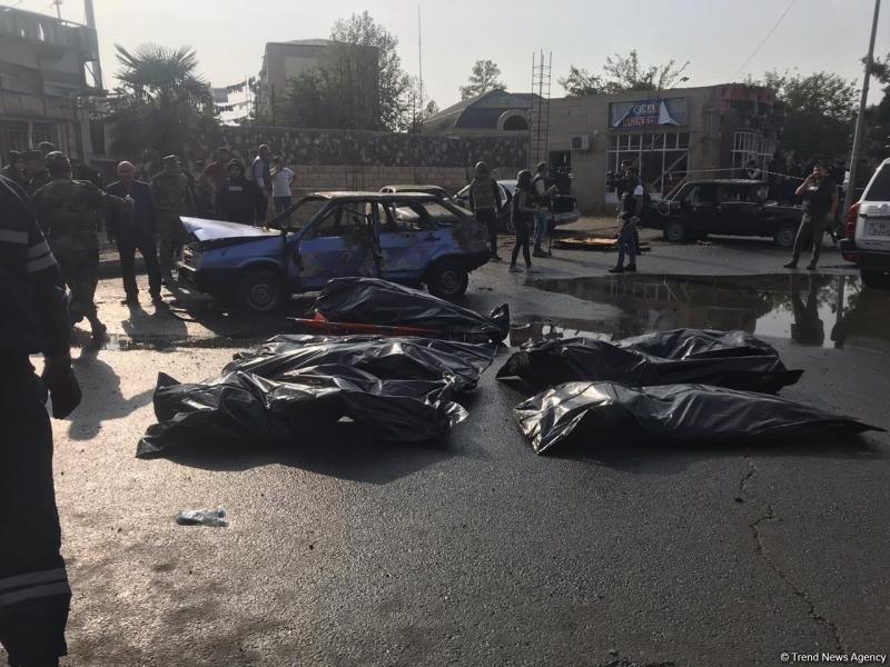 ABŞ-ın VICE News kanalı da Bərdəyə kasetli bombayla hücum edildiyini təsdiqlədi