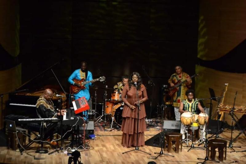 Beynəlxalq Muğam Mərkəzində dünya şöhrətli caz ifaçısının konserti keçirilib (FOTO)