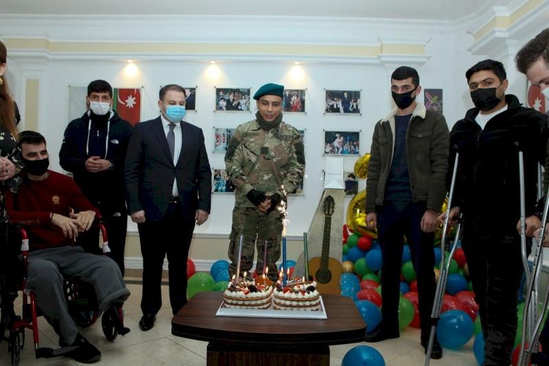 260 qaziyə sosial-psixoloji reabilitasiya xidmətləri göstərilib (FOTO)