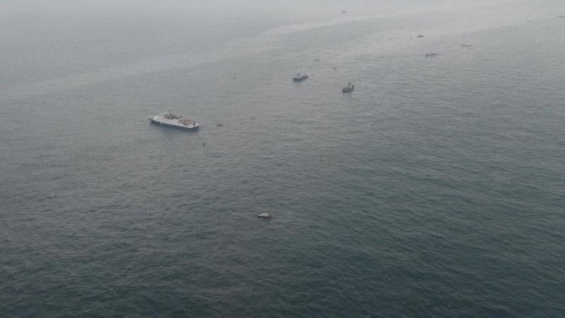 Qara dənizdə batan Rusiya gəmisinin heyətindən 6 nəfər Türkıyə tərəfindən xilas edilib, daha dörd nəfər həlak olub