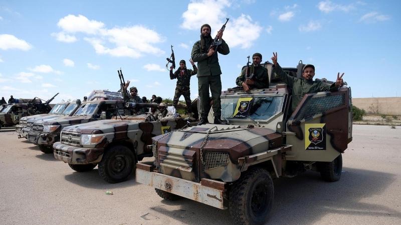 Separatçılar Haftara Tripolini nəzarət altına alınmasına kömək etmək istəyirlər