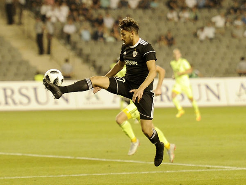 """Çempionlar Liqası: """"Qarabağ""""-APOEL oyunu başa çatıb"""