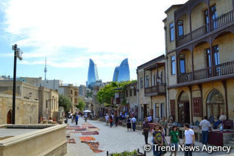 Avqustda Azərbaycana ən çox turist bu ölkədən gəlib