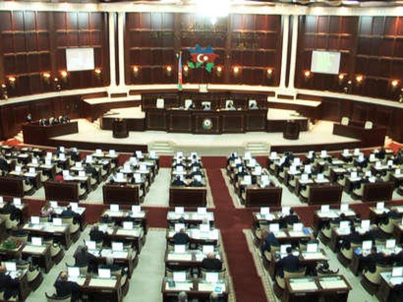 Milli Məclisin payız sessiyasının ilk komitə iclası keçirilib