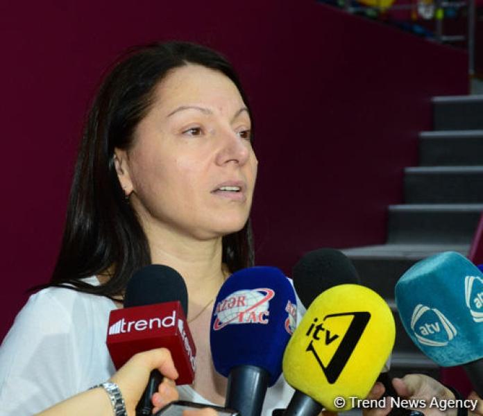 Mariana Vasileva: Azərbaycan gimnastları dünya çempionatında üzərlərinə düşən məsuliyyəti anlayır