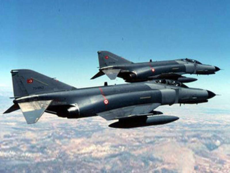 Türkiyə HHQ İraqın şimalında iki terrorçunu zərərsizləşdirib