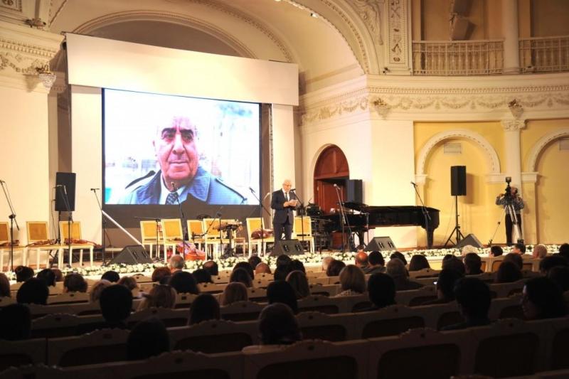 Xalq yazıçısı Hüseyn İbrahimovun 100 illik yubileyi qeyd olunub (FOTO)