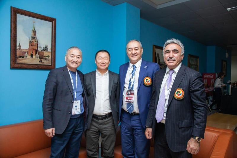 Yaşar Bəşirov Dünya Şotokan Federasiyasının 1-ci vitse-prezidenti təyin edilib (FOTO)