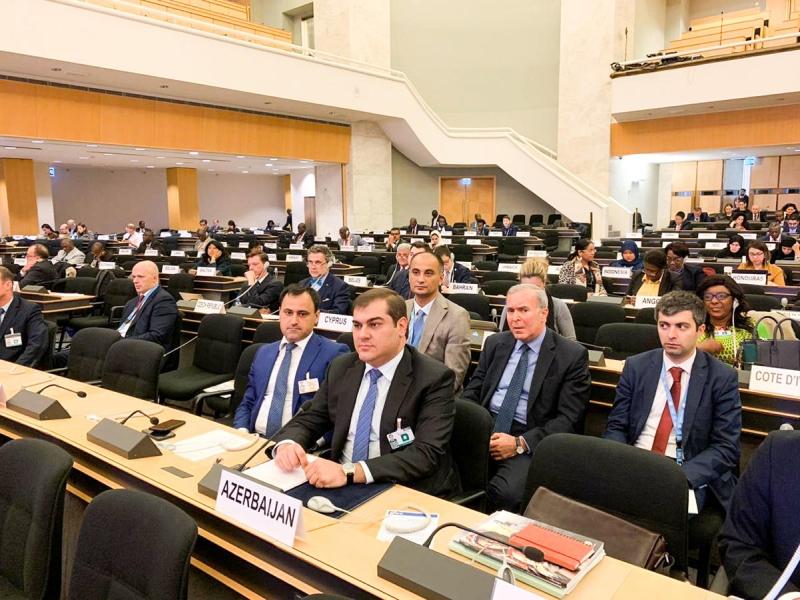 Dövlət Miqrasiya Xidmətinin nümayəndə heyəti BMT QAK-ın İcraiyyə Komitəsinin 70-ci sessiyasında iştirak edir (FOTO)