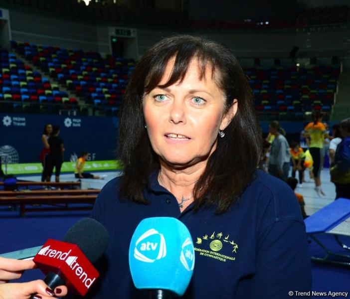 Slovakiyalı ekspert: Azərbaycan Gimnastika Federasiyası aerobika gimnastikası üzrə məşqçilik kurslarını yüksək səviyyədə təşkil edib