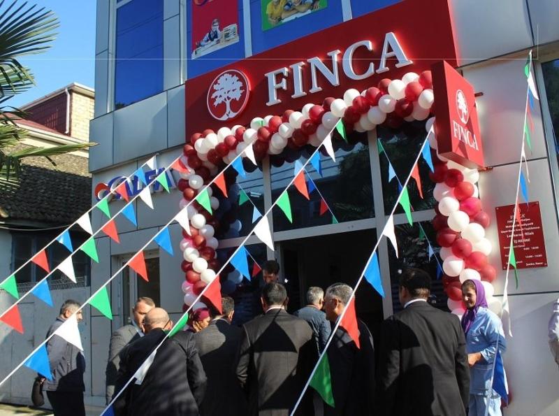 """""""FINCA Azerbaijan"""" Lənkəran və Salyan filiallarının rəsmi açılışını etdi (FOTO)"""