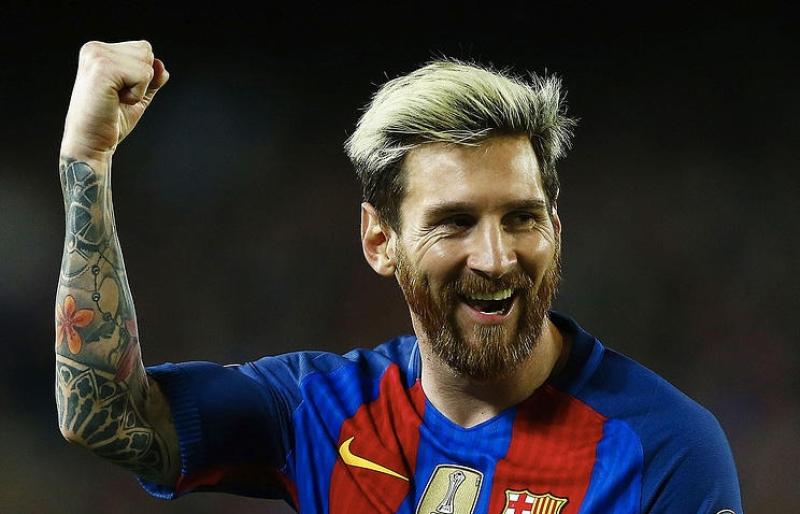 Messi altıncı dəfə