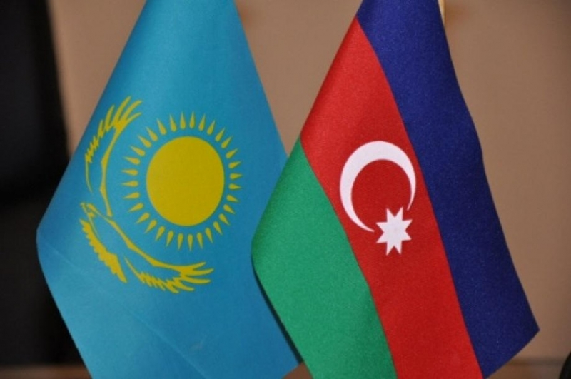 Azərbaycanla Qazaxıstan arasında yeni protokol təsdiq edildi