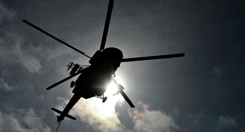 Nyu-Yorkda helikopter təcili eniş etdi