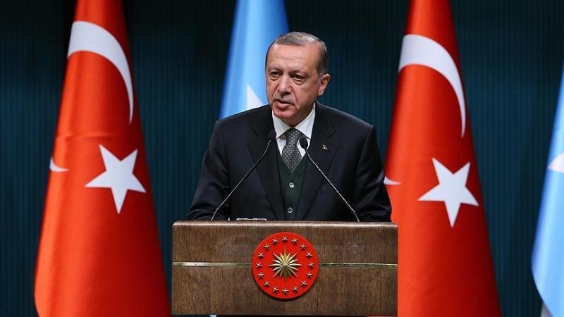 Ərdoğan: Türkiyə və İraq təhlükəsizlik üzrə əməkdaşlığı genişləndirəcək