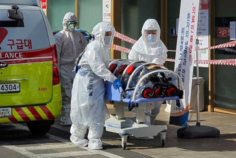 Cənubi Koreyada daha 104 nəfər koronavirusa yoluxub