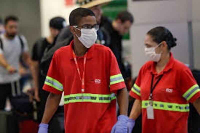 Braziliyada koronavirusa yoluxanların sayı 330 mini ötüb
