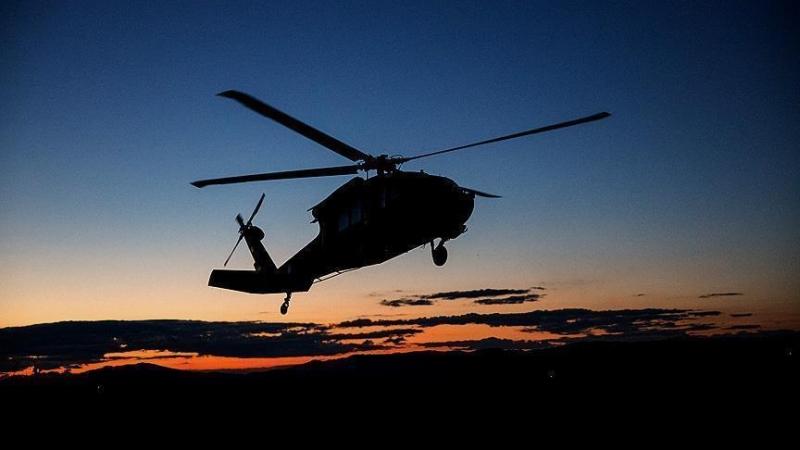 ABŞ-da helikopter qəzaya uğrayıb, ölənlər var (ƏLAVƏ OLUNUB)