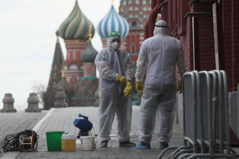 Moskvada koronavirusdan ölənlərin sayı 3 796 nəfərə yüksəlib