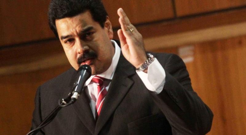 Maduro Aİ-nin Venesueladakı nümayəndəsinin 72 saat ərzində ölkəni tərk etməli olduğunu bildirib