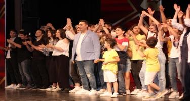 """""""Azərbaycan Gülüş Liqası""""nın rəsmi açılış mərasimi baş tutub (FOTO)"""