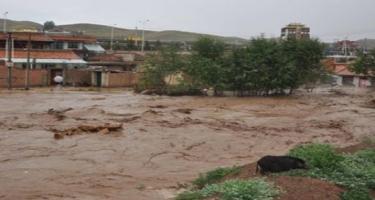 Cənubi Koreyada leysan yağışlar 12 nəfərin ölümünə səbəb olub