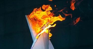Minskdə II Avropa Oyunlarının məşəli yandırılıb