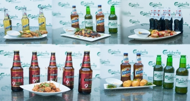 Carlsberg Azerbaijan və Şef Aleks fudpeyrinqin sirlərini açdılar (FOTO)