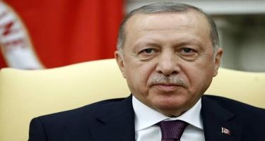 Ərdoğan: Türkiyə süni küləklərlə əyilib, bükülə biləcək bir ölkə deyil