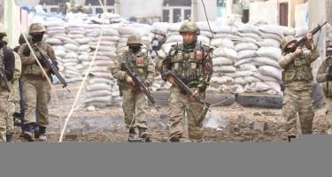 Türkiyə SQ İraqın şimalında 58 terrorçunu zərərsizləşdirib