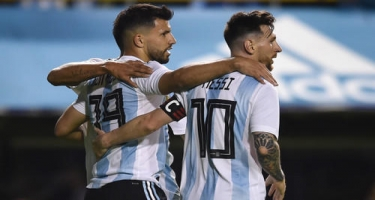 Argentina yığması Amerika Kubokunun finalına vəsiqə qazanıb
