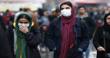 İranda sutka ərzində koronavirusdan 188 nəfər ölüb