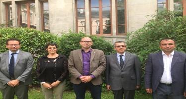 BDU Fransanın Lion-2 Universiteti ilə ikili diplom verəcək