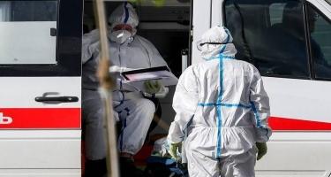 Moskvada koronavirusdan ölənlərin sayı 4 633 nəfərə çatıb