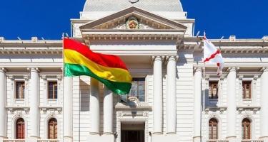 Boliviyada seçkilər 18 oktyabrda keçiriləcək