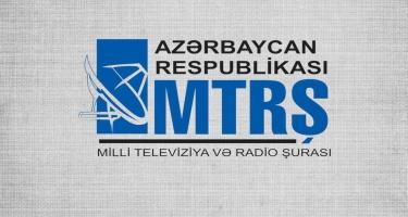 MTRŞ-da ümumölkə televiziya kanallarının monitorinqinin nəticələri müzakirə olunub