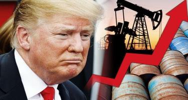 Ekspert: Trampın qərarı neftin bahalaşmasına səbəb ola bilər (ÖZƏL)